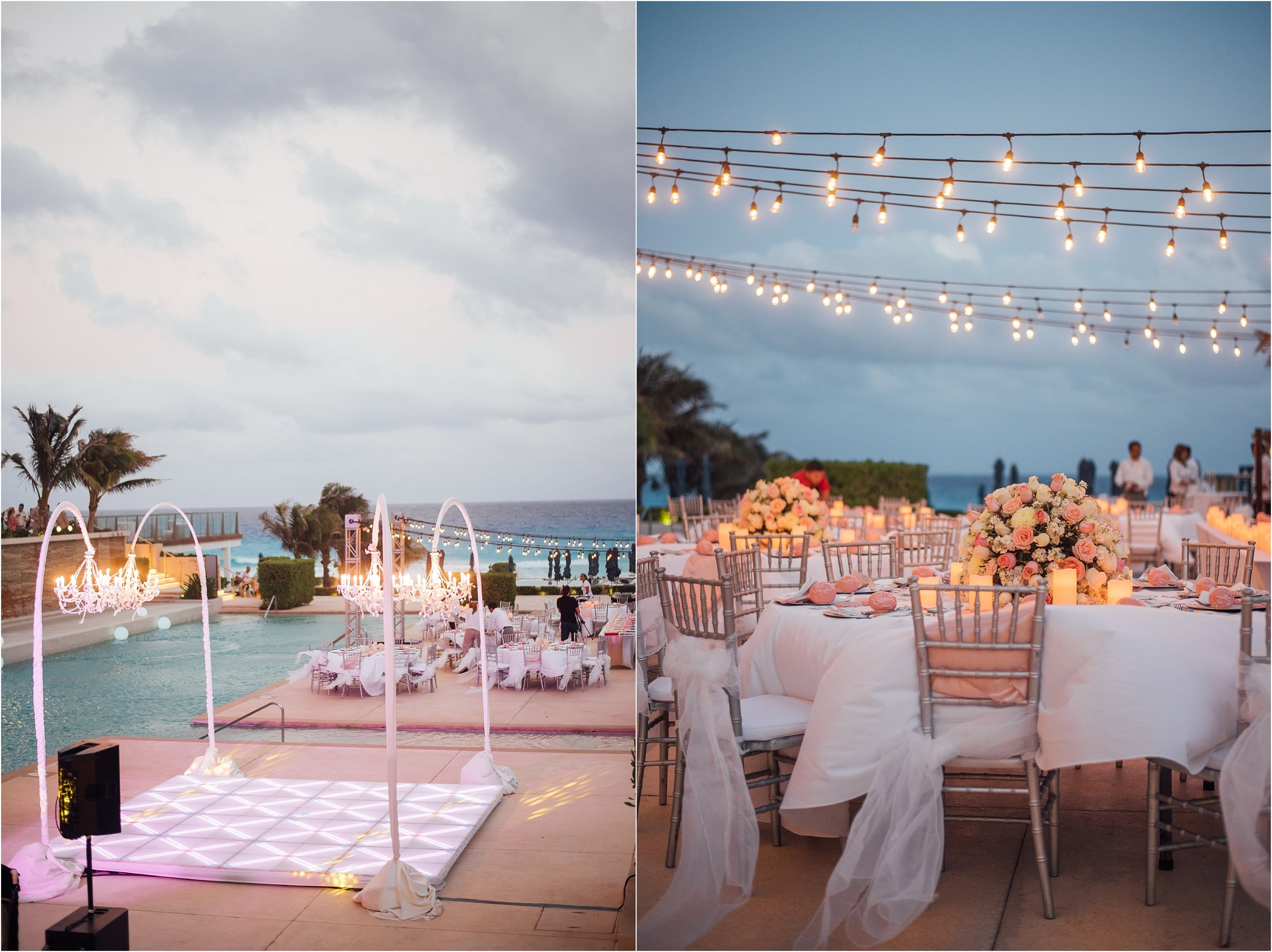 Secrets The Vine, cancun, mexico destination wedding