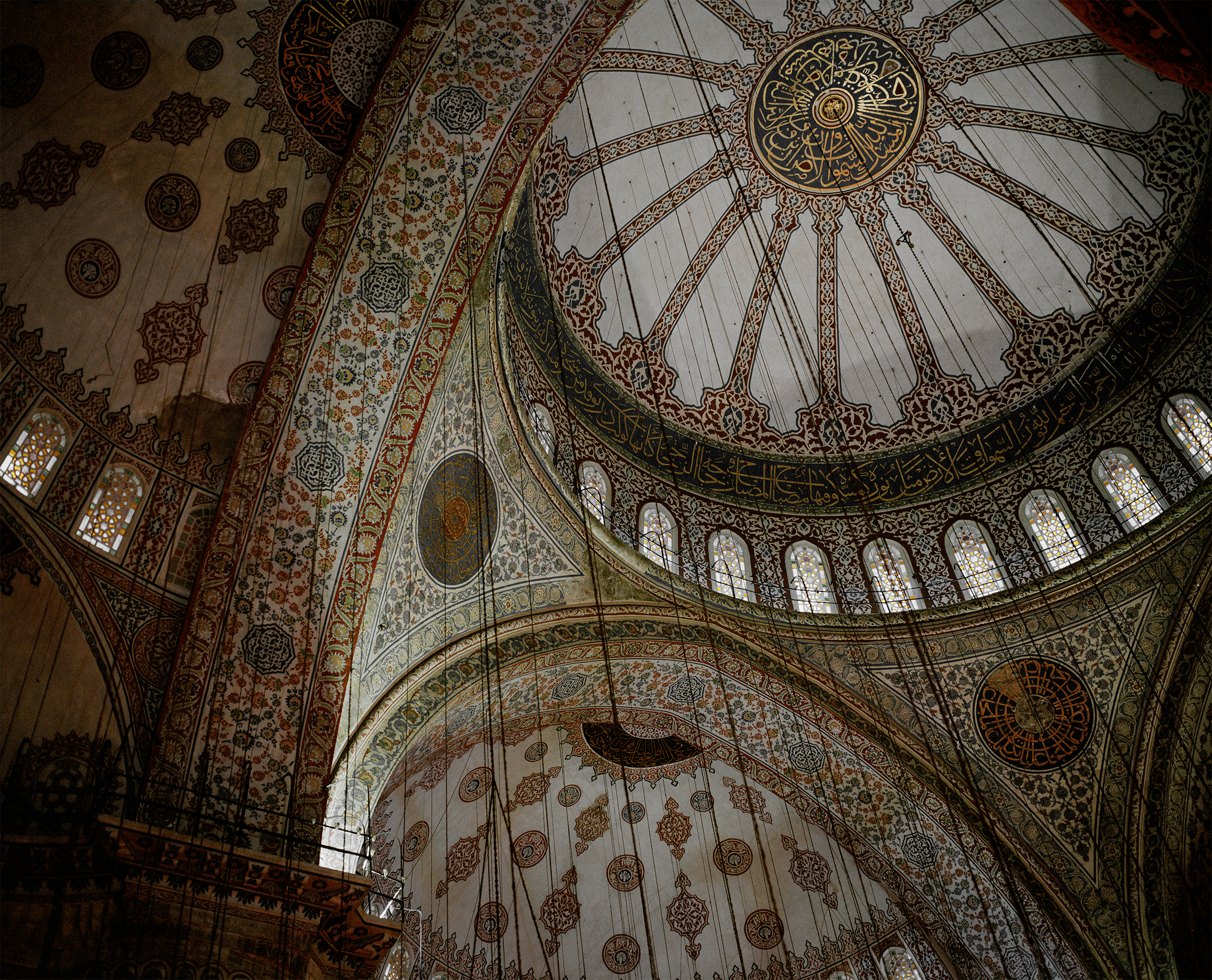 The Blue Mosque, Istanbul (2014)