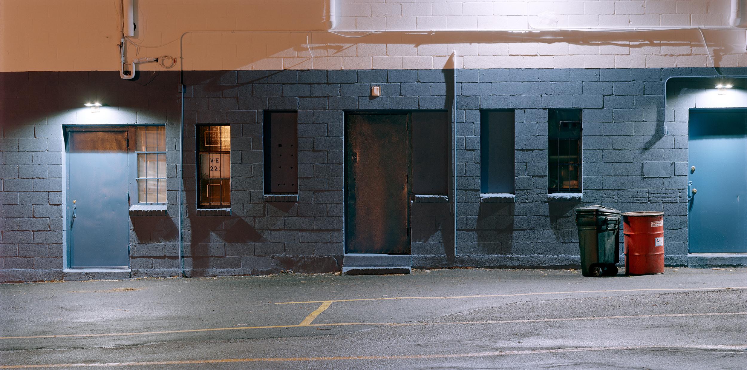 Rear Wall, Hartsdale NY (2013)