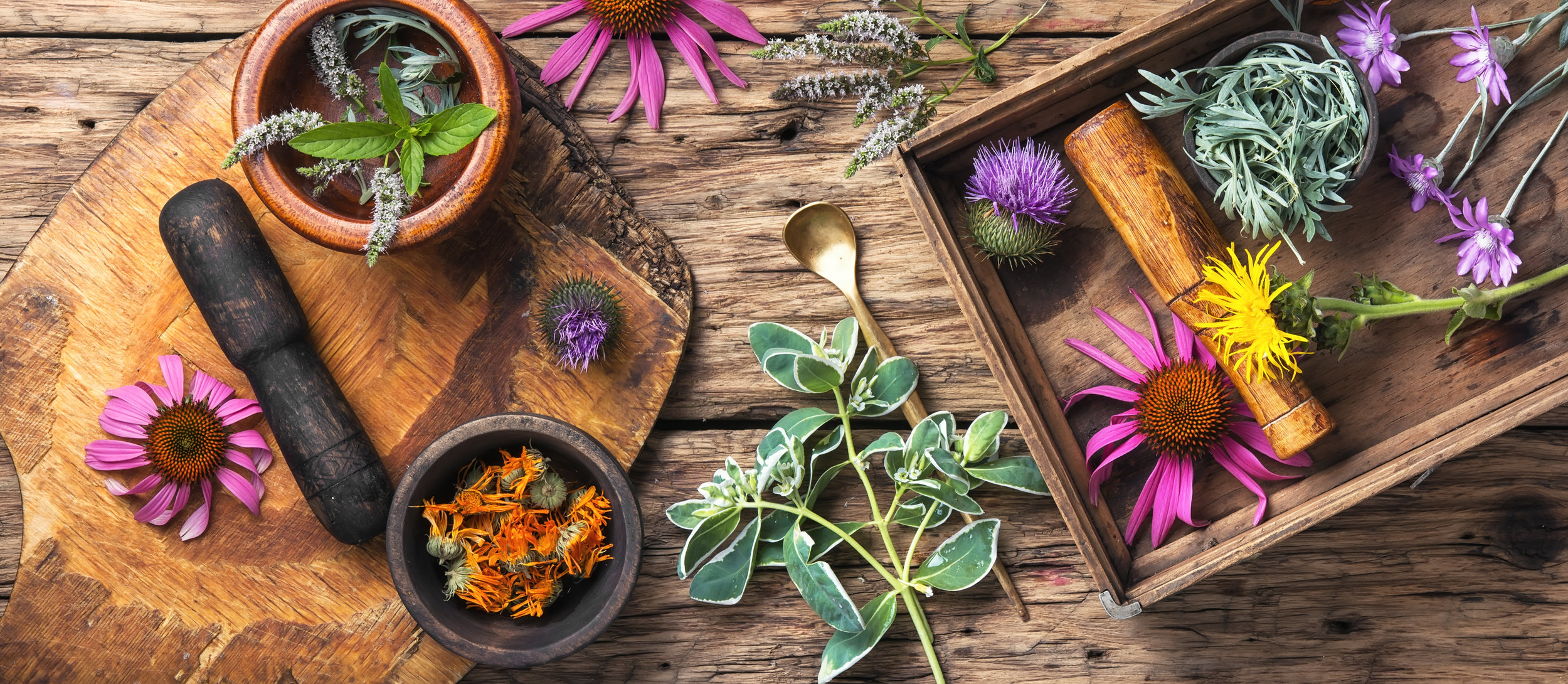Treating burnout with Herbs - Do you have Adrenal Fatigue?