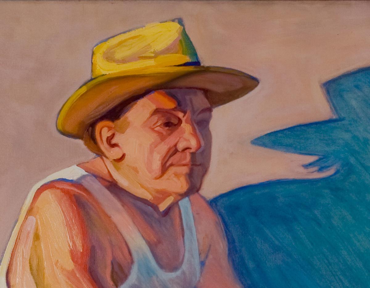 Detail of Dad