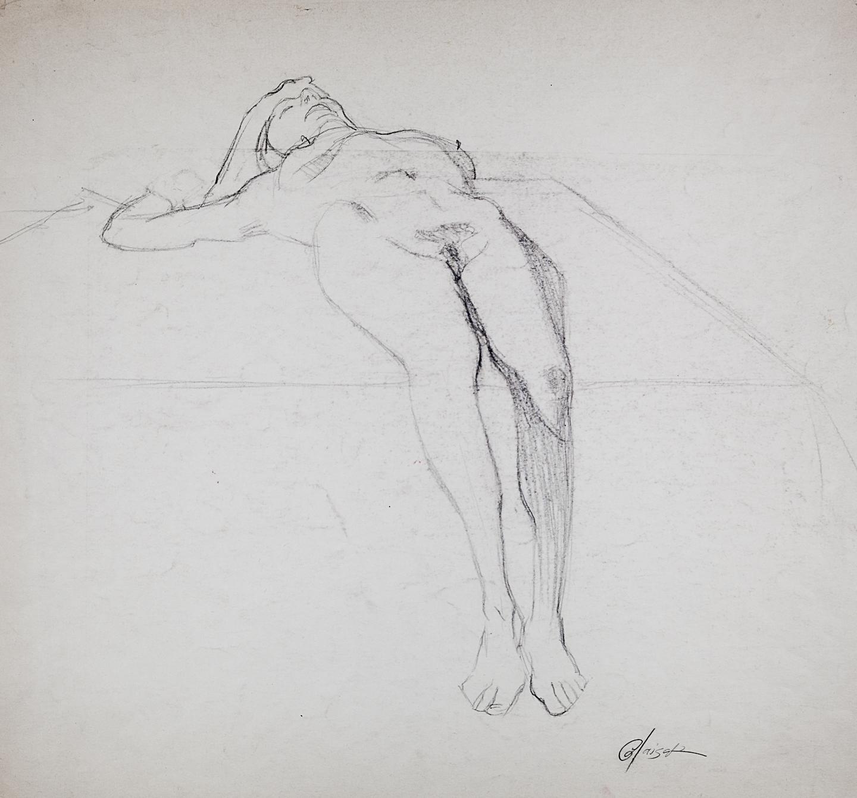16  Reclining Female Nude