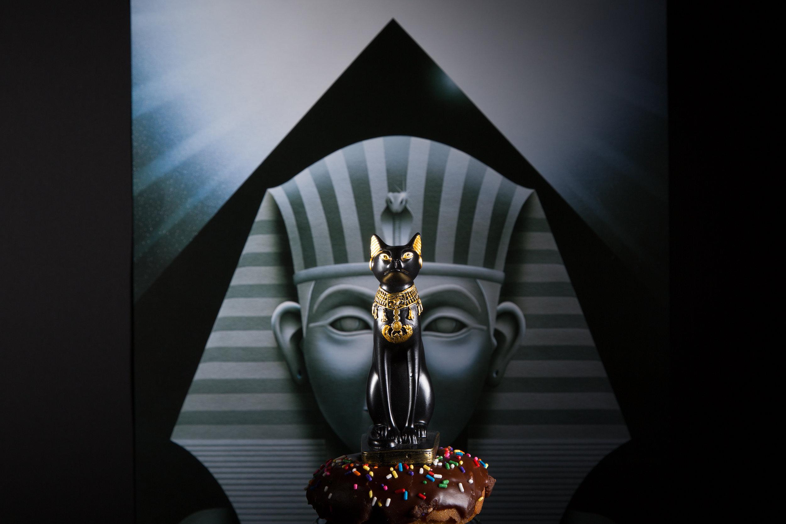 Bastet — Lioness Warrior Goddess