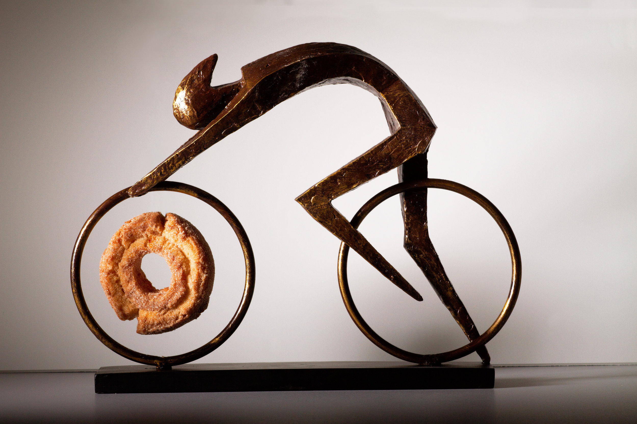 Biker Donut — Centrifugal Flow