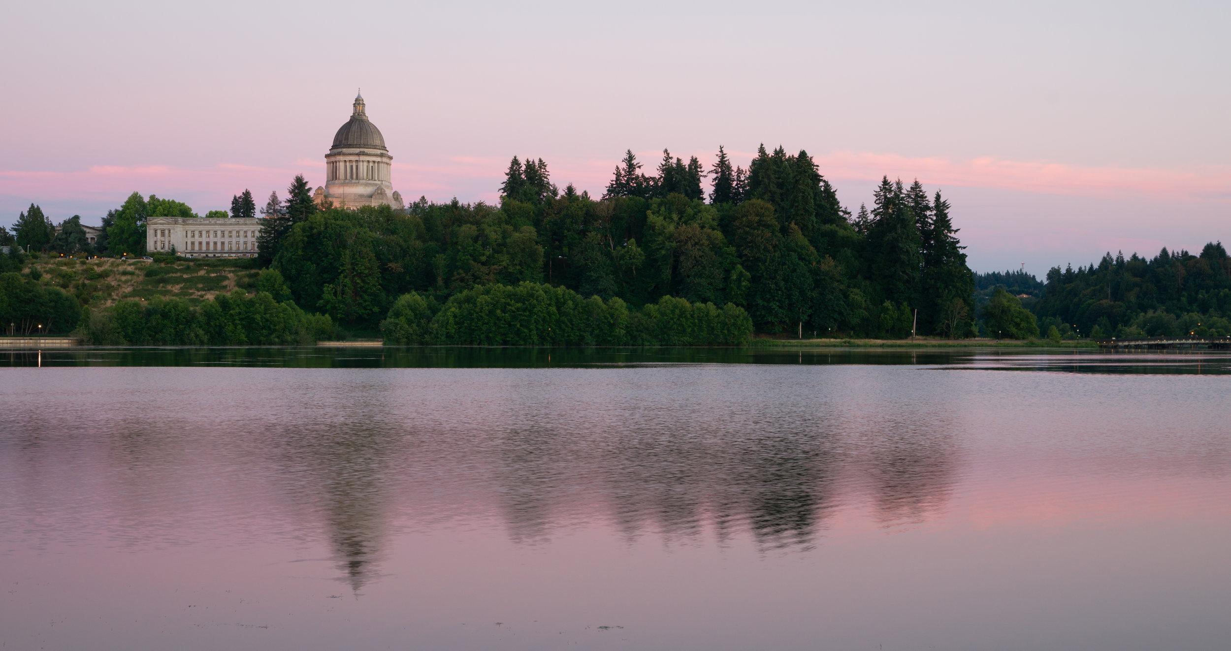 Washington State Capitol Building, Olympia, Wash. (Photo courtesy of Storyblocks).