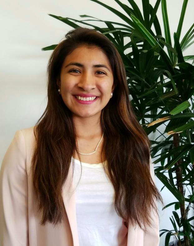 Alexa Rojas - Research Specialist