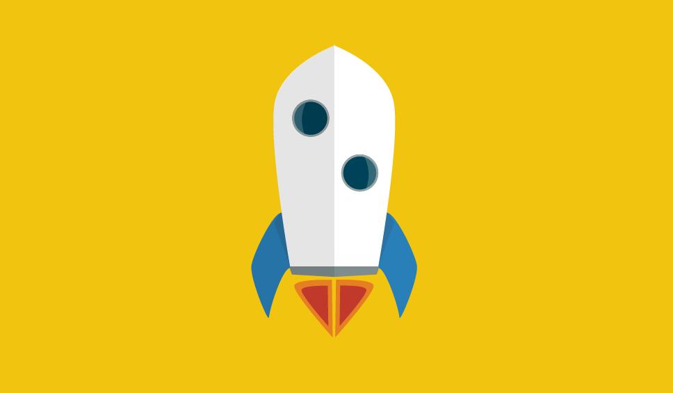 Flat Design Rocket.png