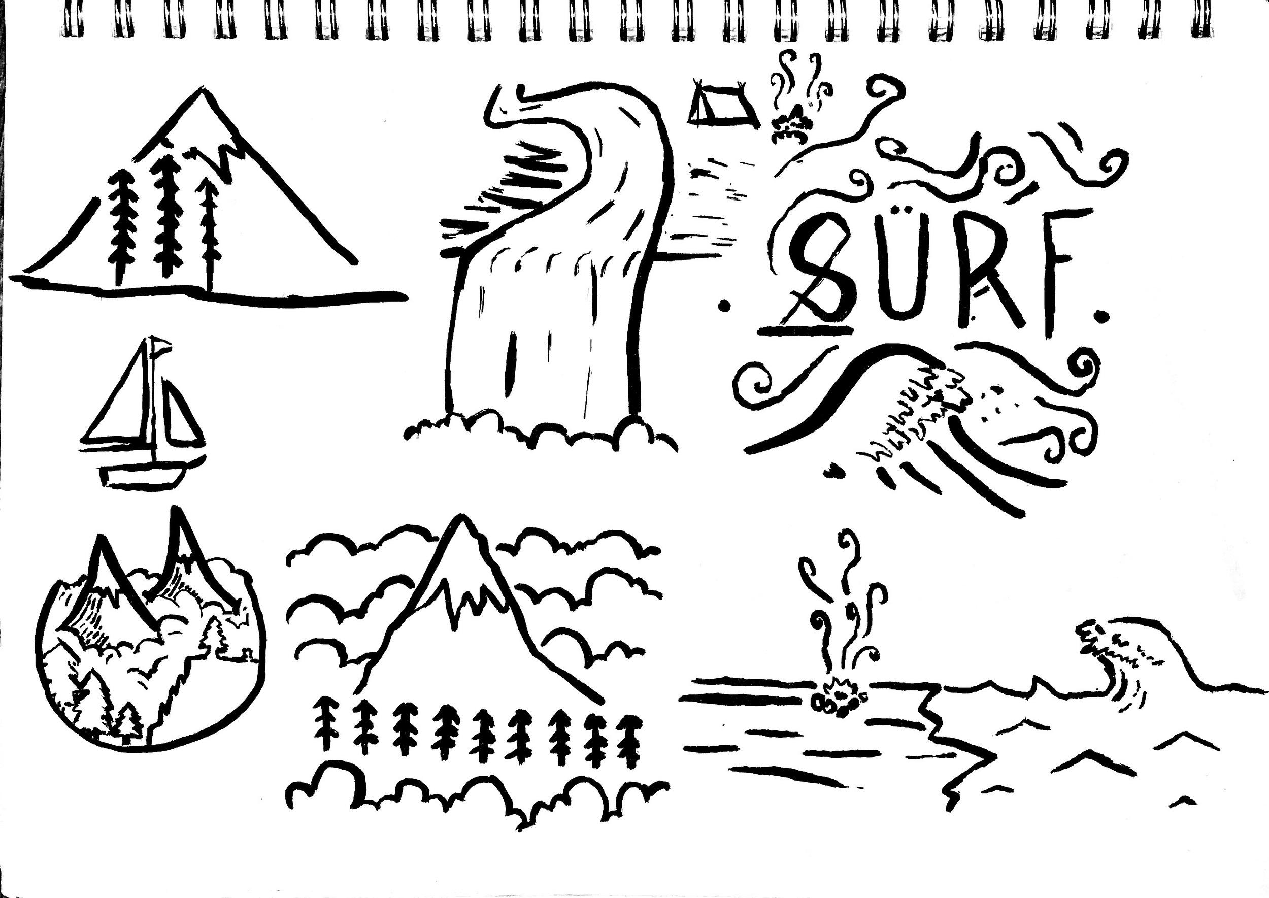 Kris's doodles
