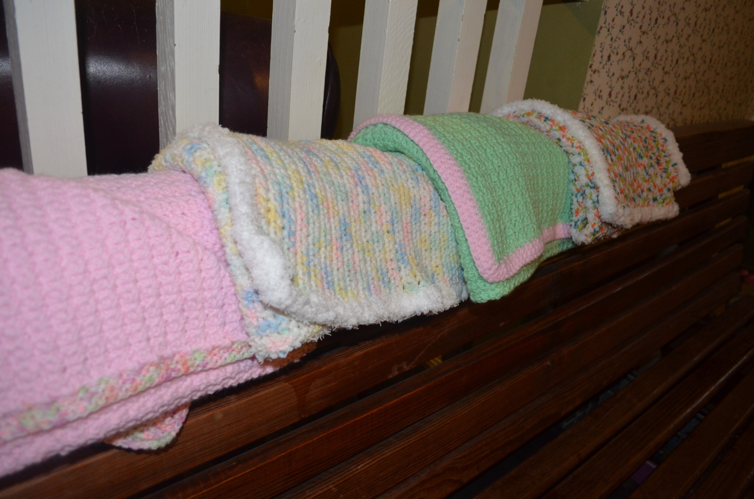 Premature infant blankets
