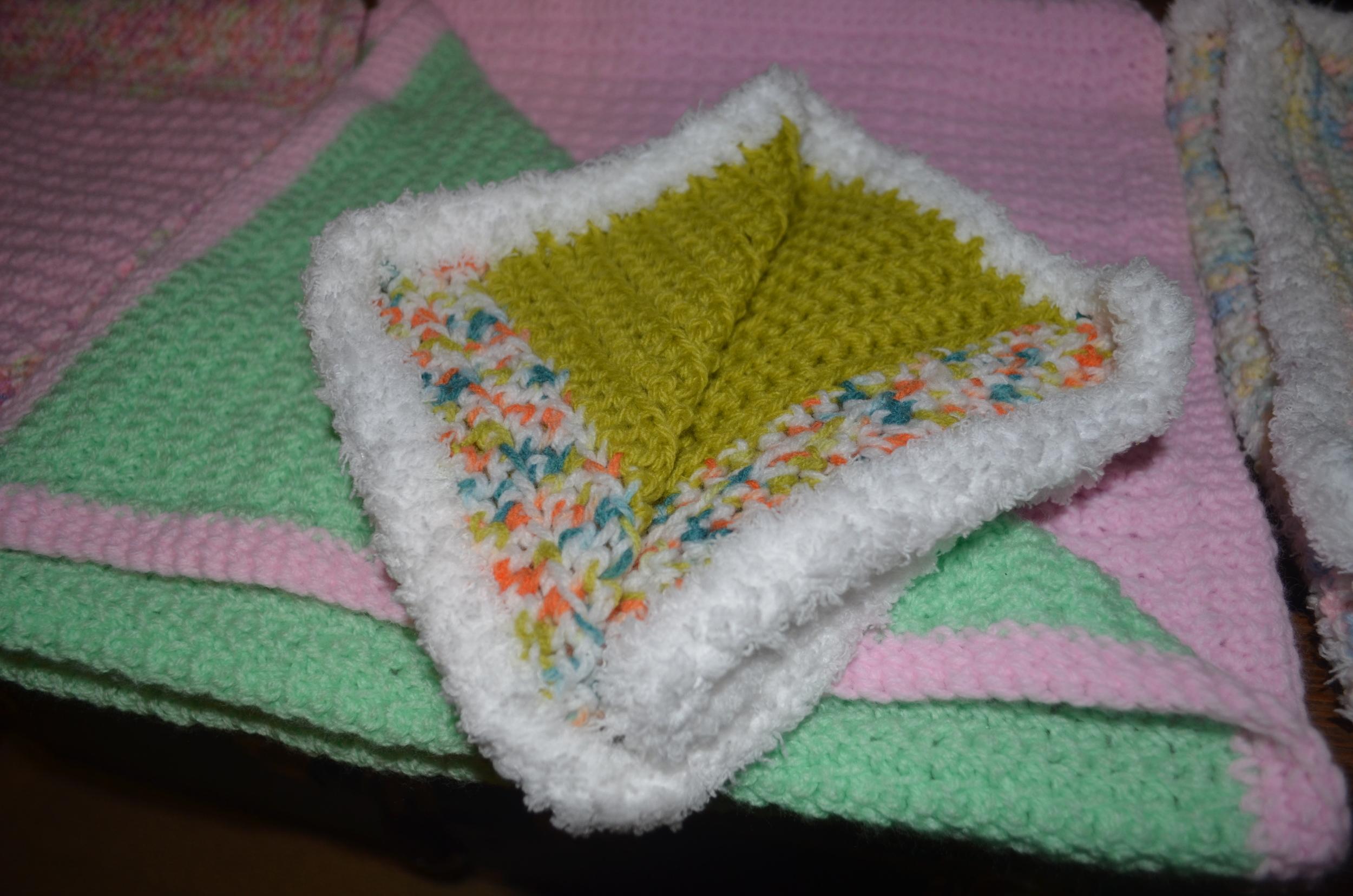Infant blankets