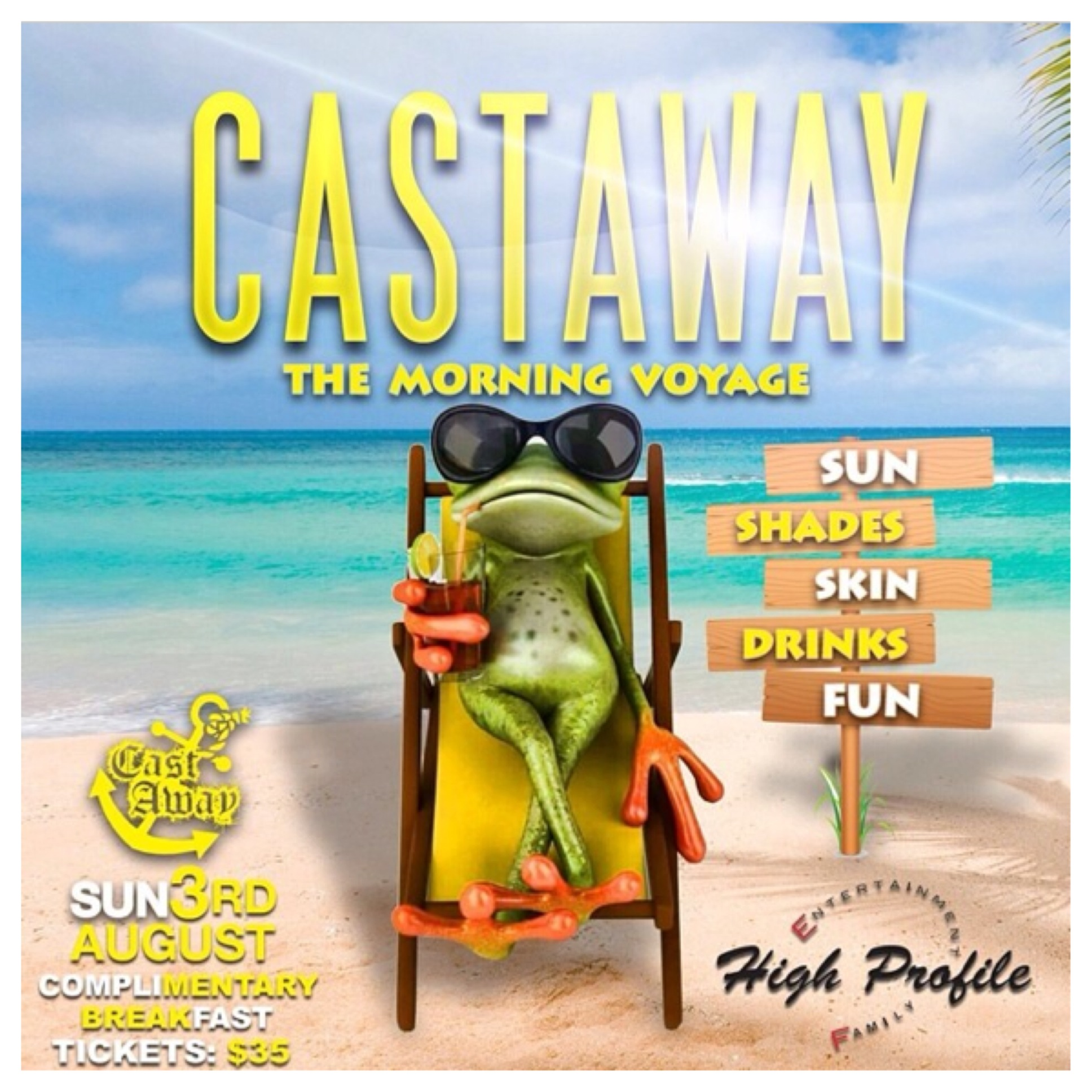 Cast Away: The Morning Voyage