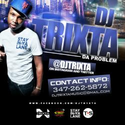Reggae Mix 2016 — DJ Trixta