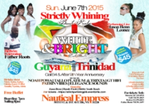 Strictly Whining Boat Ride 2015 Promo
