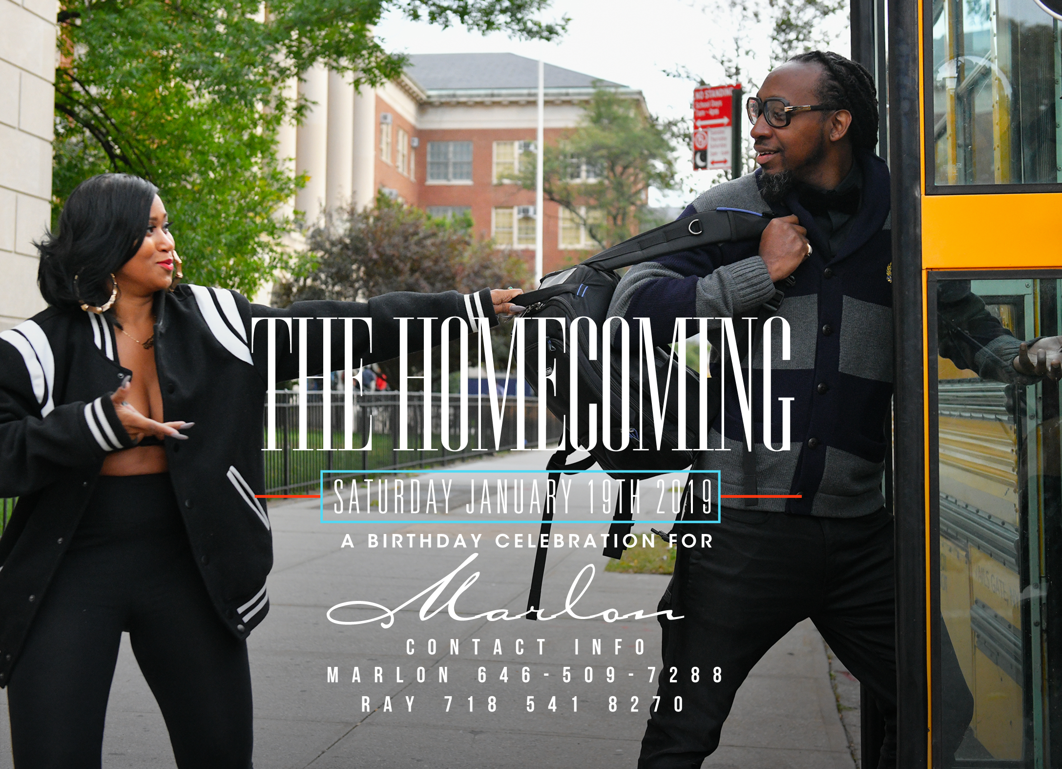 Home Coming Promo Mix