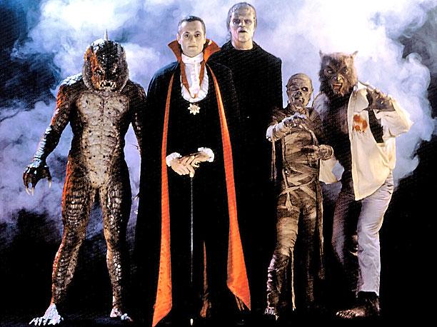 "Copyright Lions Gate Films, ""Monster Squad"" 1985"