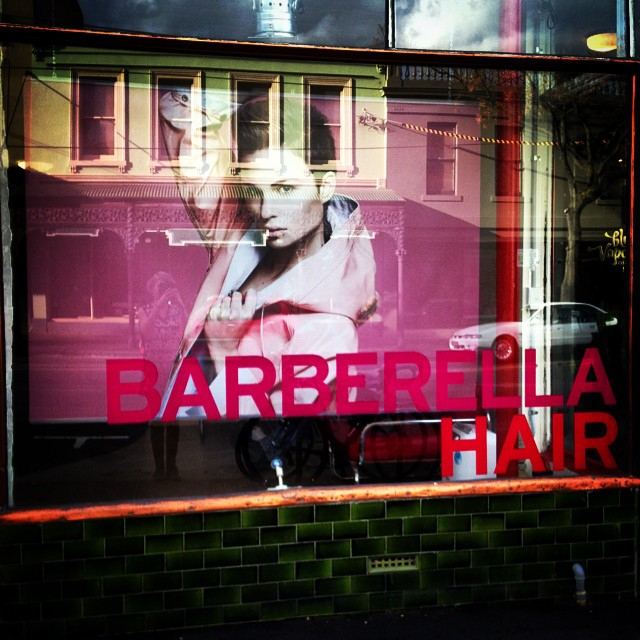 #barberellahair