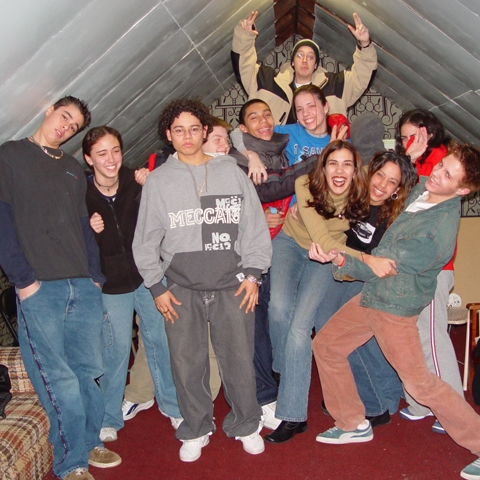 2003 Fellowship Groups