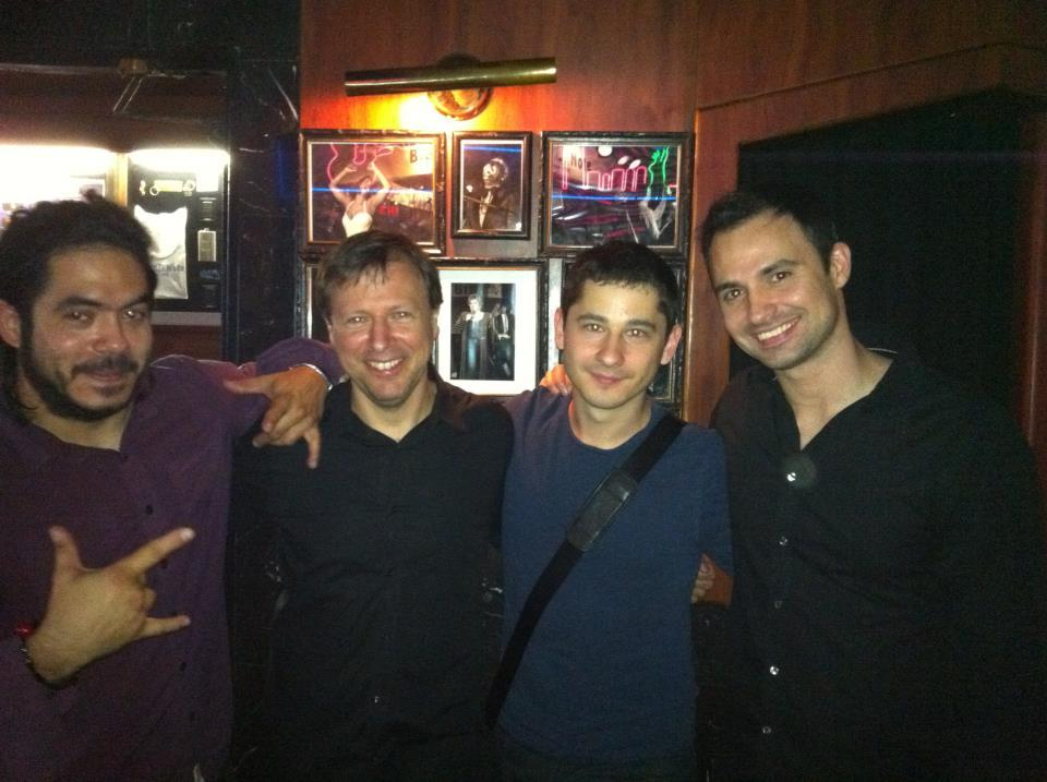 BLUE NOTE NYC W/ CHRIS POTTER 2012