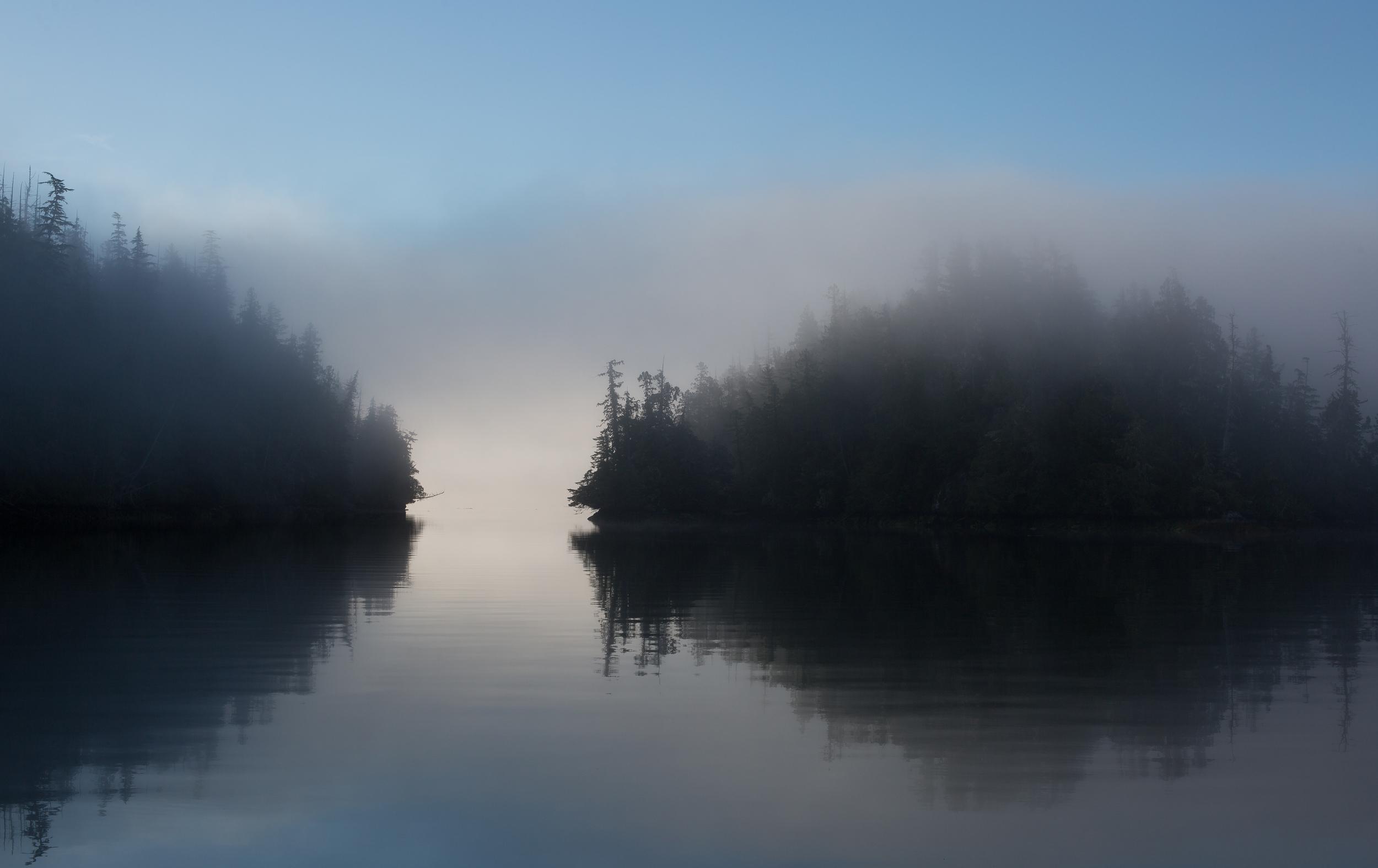 Pinkerton Islands, Barkley Sound