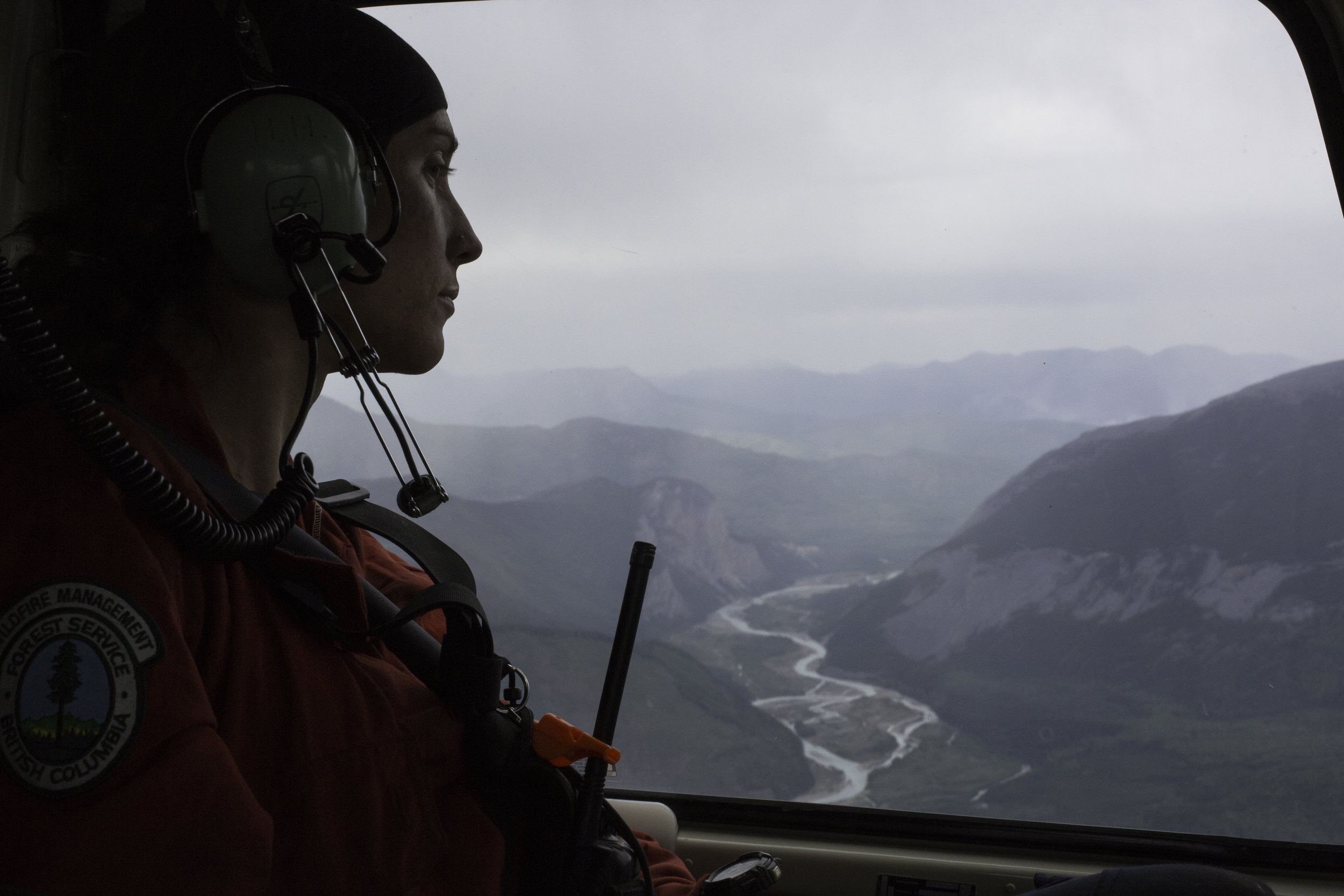 for BC Wildfire Service