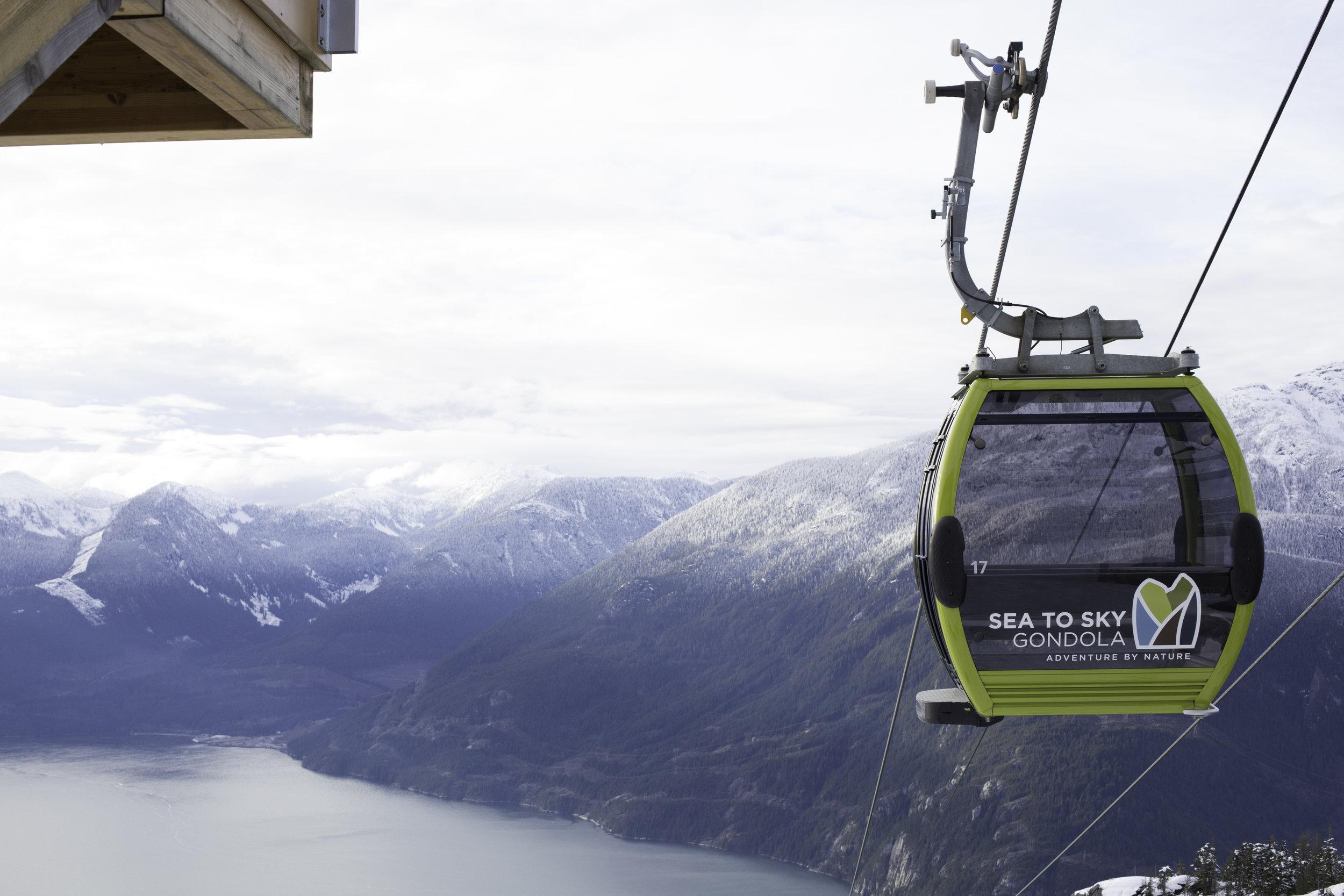 for Sea to Sky Gondola