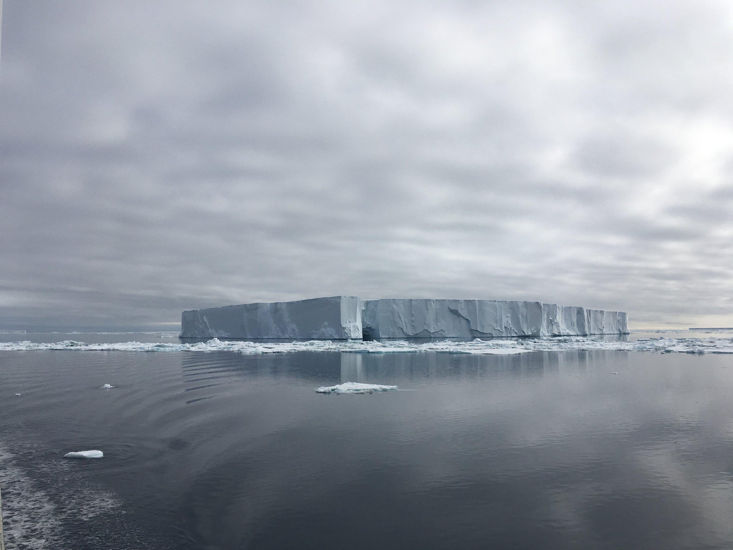 Weddel Sea