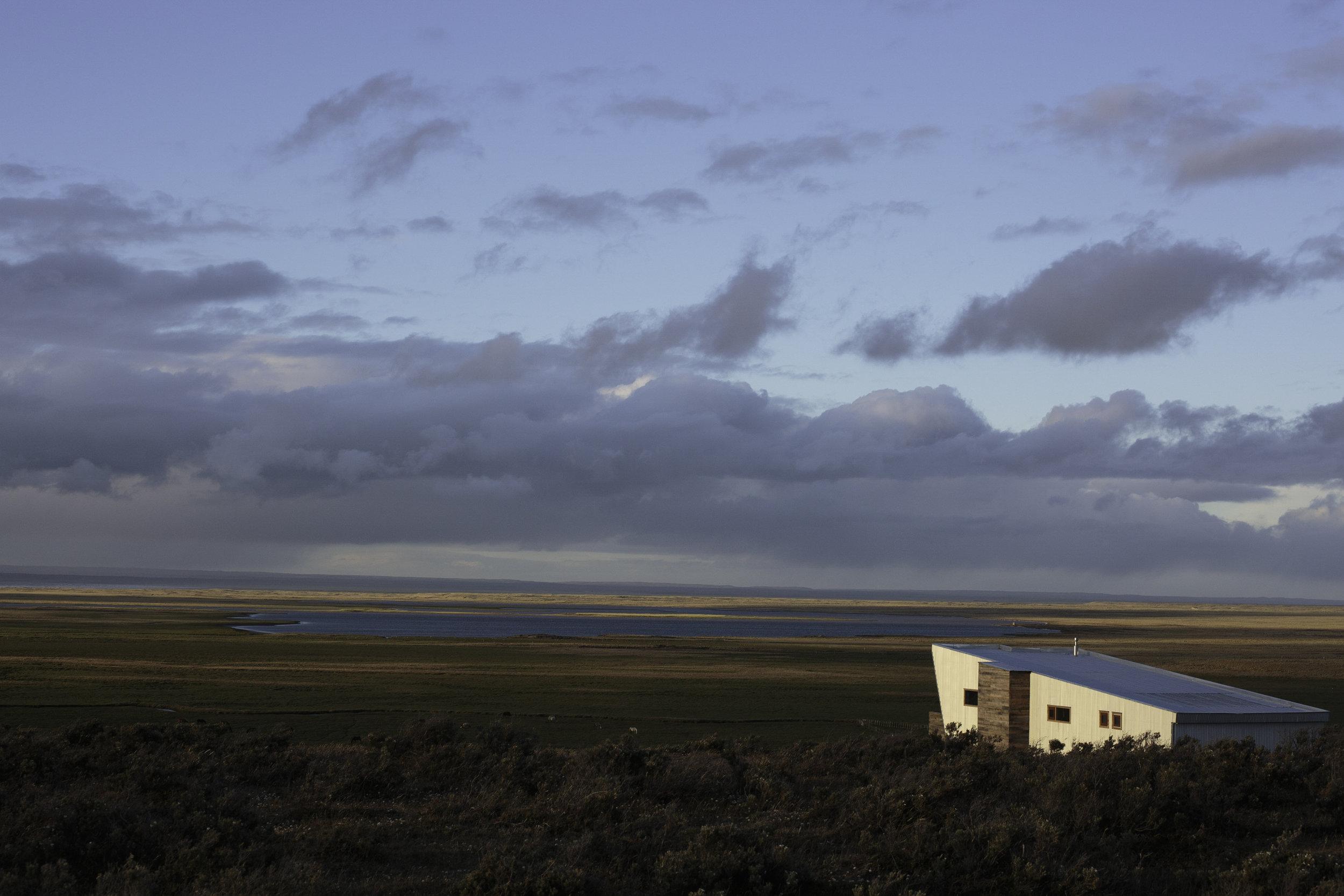Tres Hermanos Farm, Tierra del Fuego