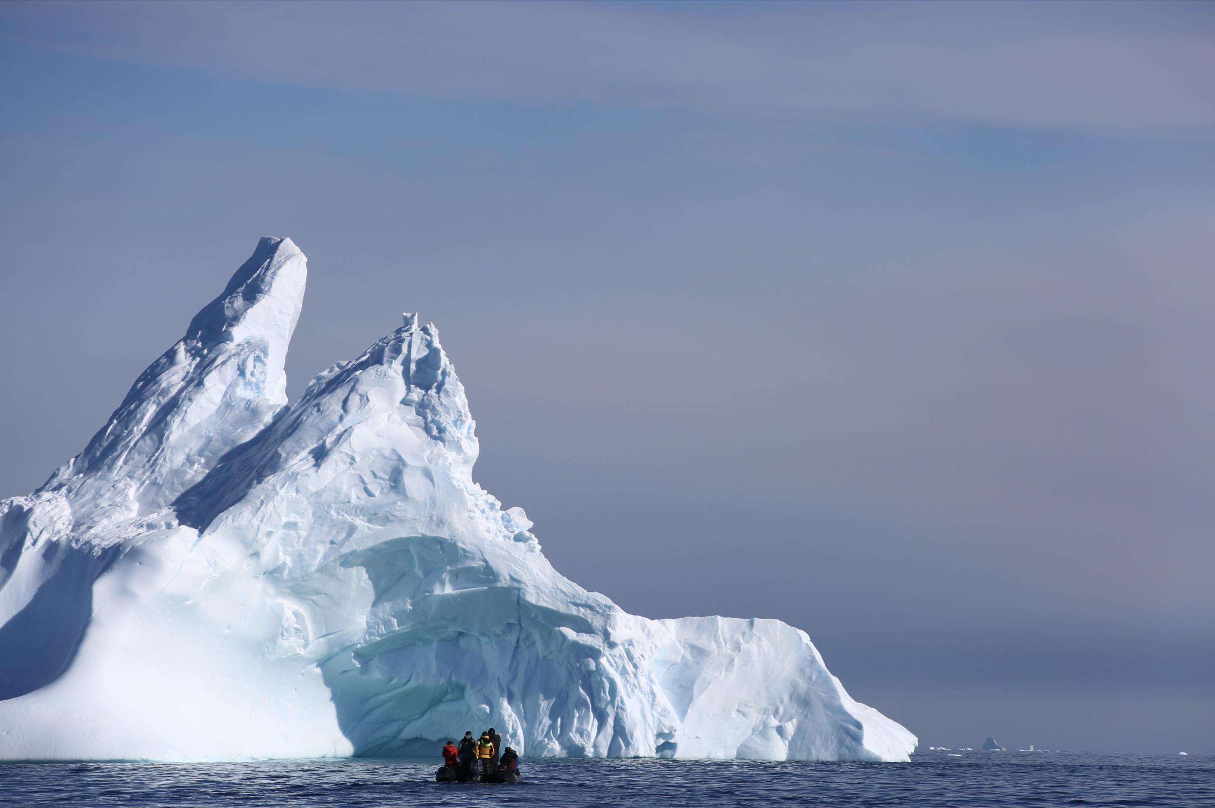 for Antarctica 21