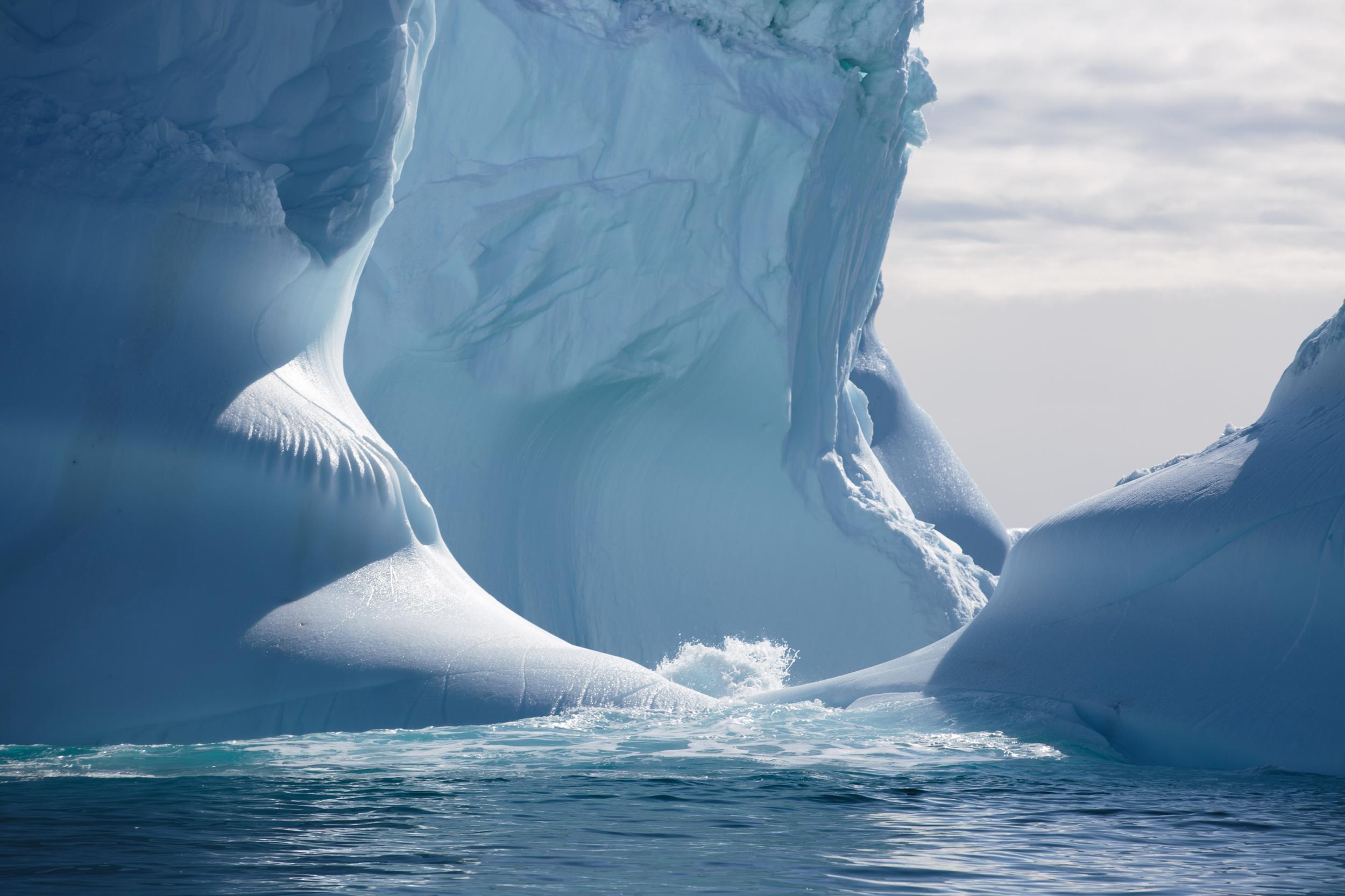 Iceberg Antarctic Peninsula