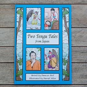 Two Tengu Tales from Japan