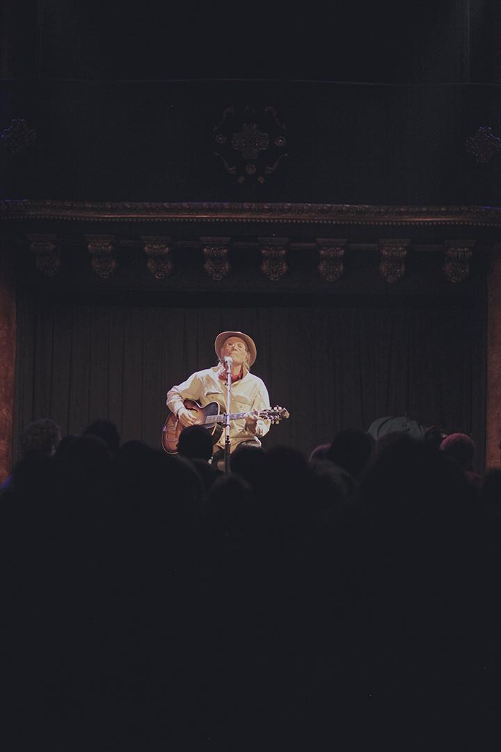 Michael Hurley / Great American Music Hall /  San Francisco, CA