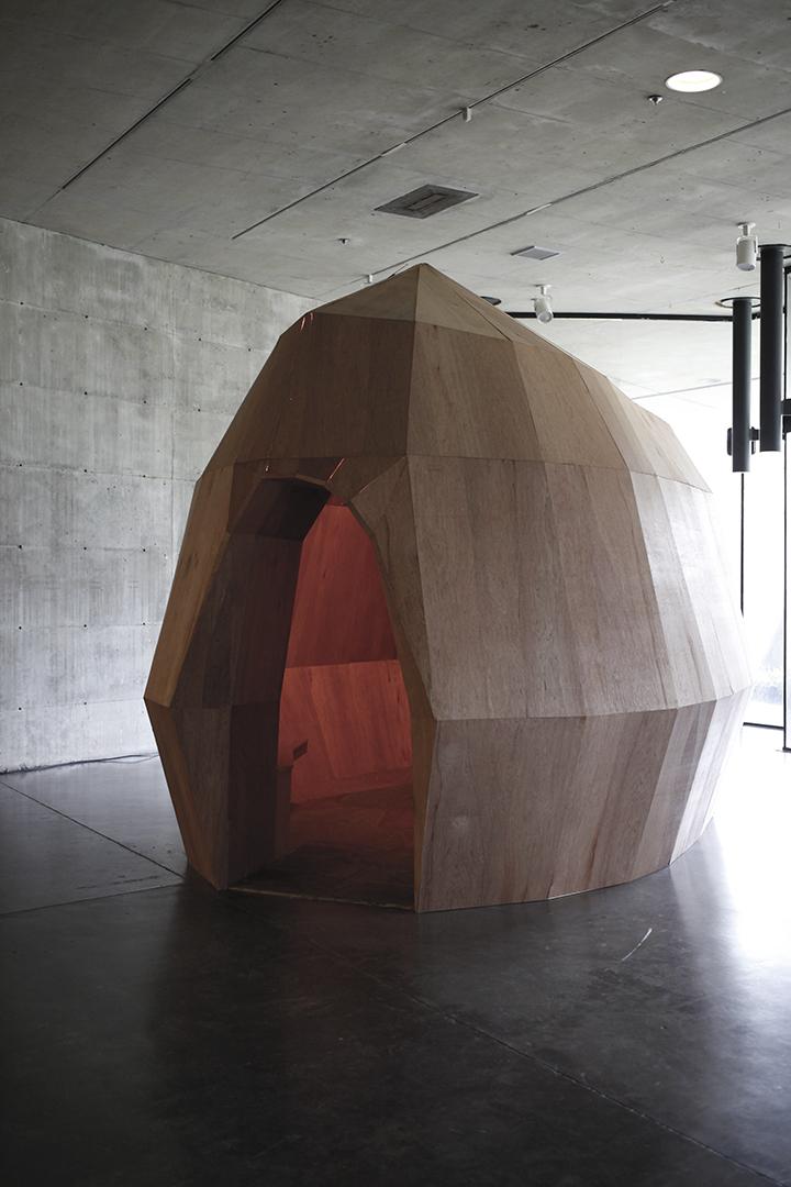 Structure / Jay Nelson / Berkeley Art Museum