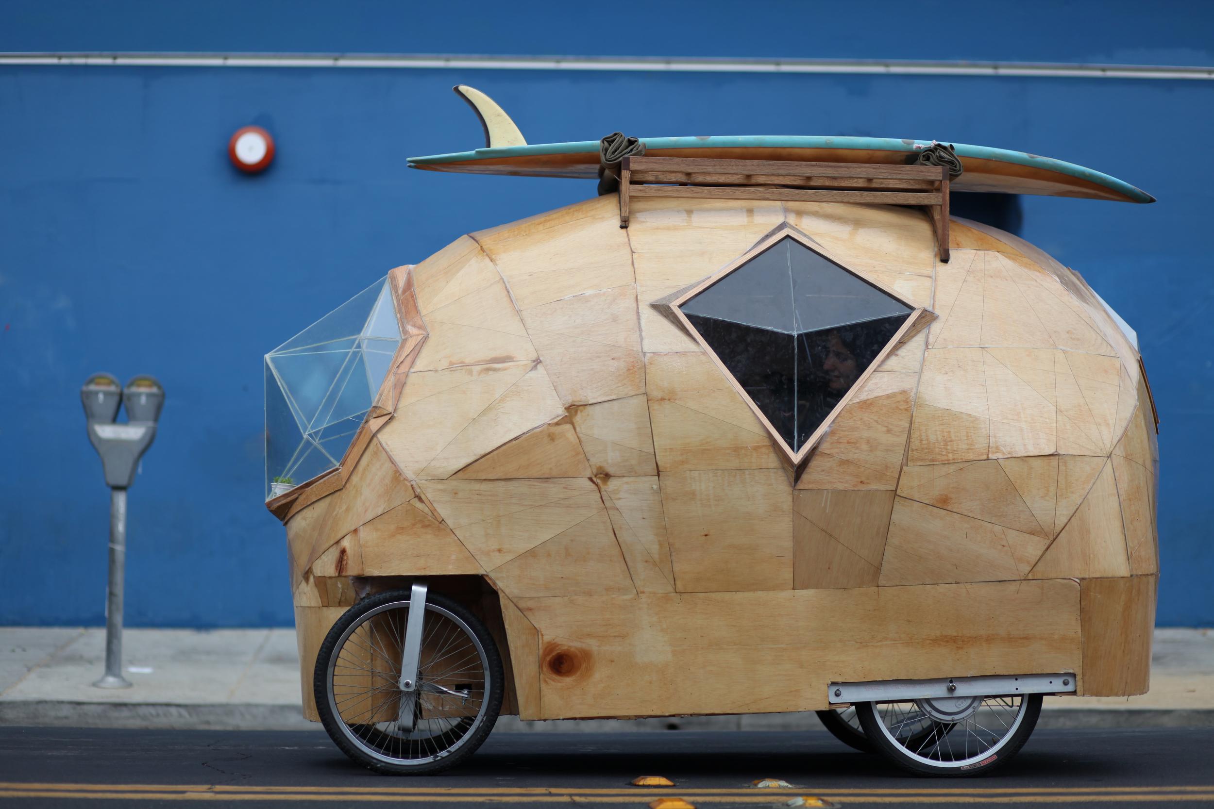 Golden Gate One  / Jay Nelson /  San Jose Biennial