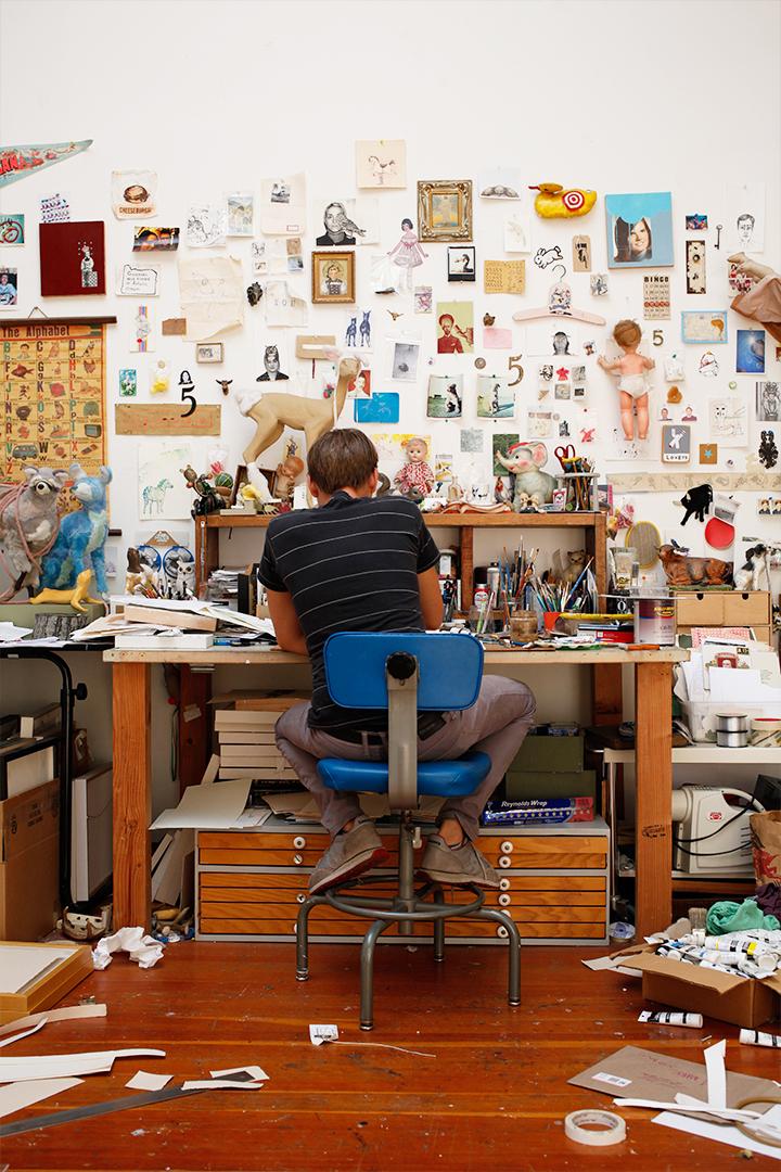 Michael's Studio / San Francisco, CA