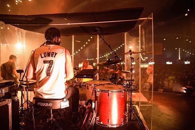 🙌🏻 #ND17 #newday #worship #drums 📸: @emily.april.joy