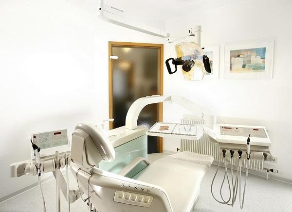 Eines unserer Behandlungszimmer