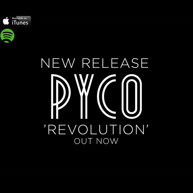 NEW RELEASE @pycomusic - Revoltion Powerful pop song by the new Swedish girl band! #100SONGS #Stereoscopemusic