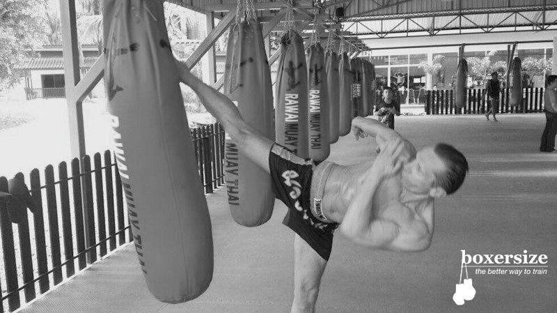 Trainingscamp Thailand - boxersize