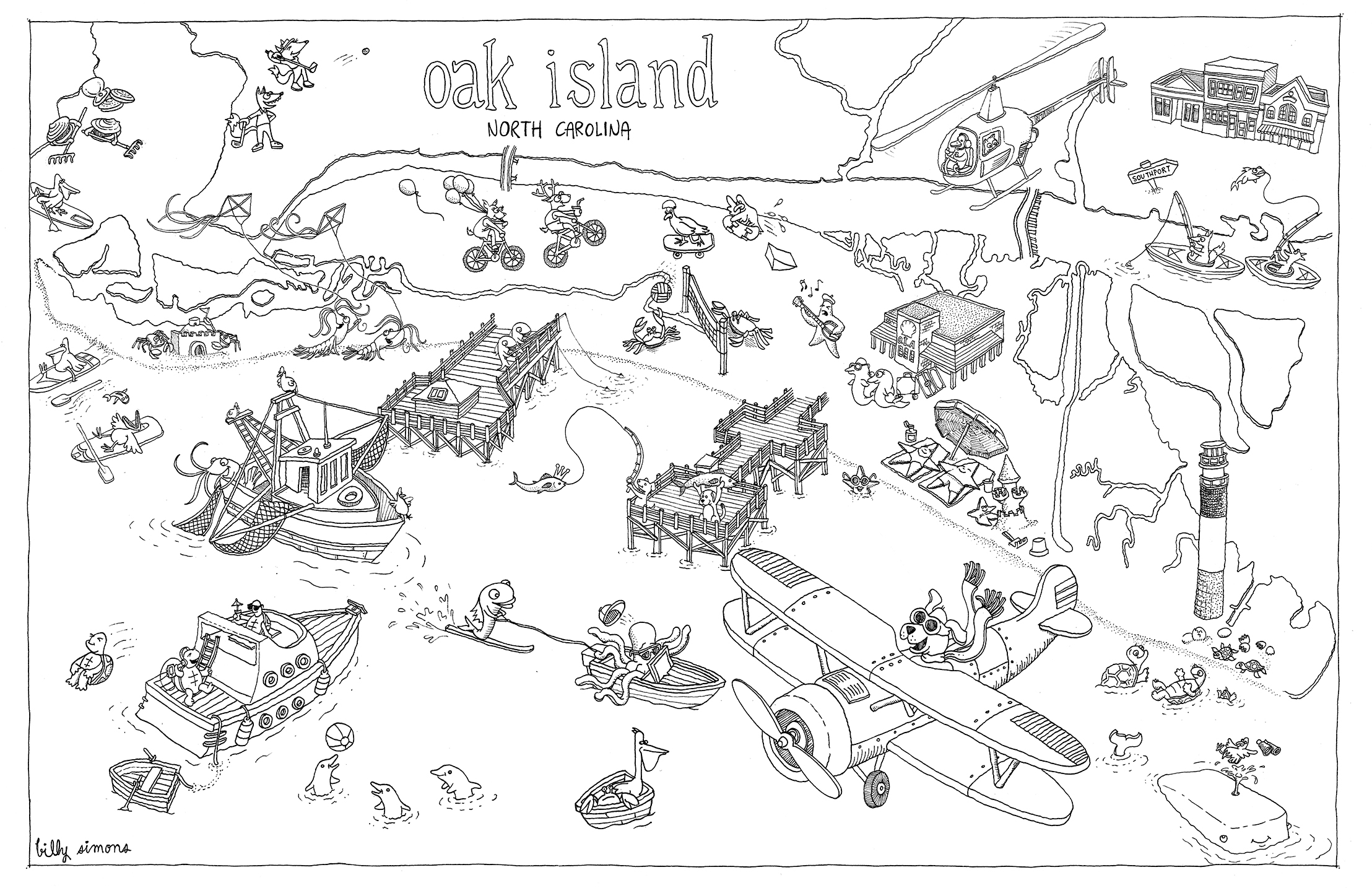 billy simons oak island map draw final