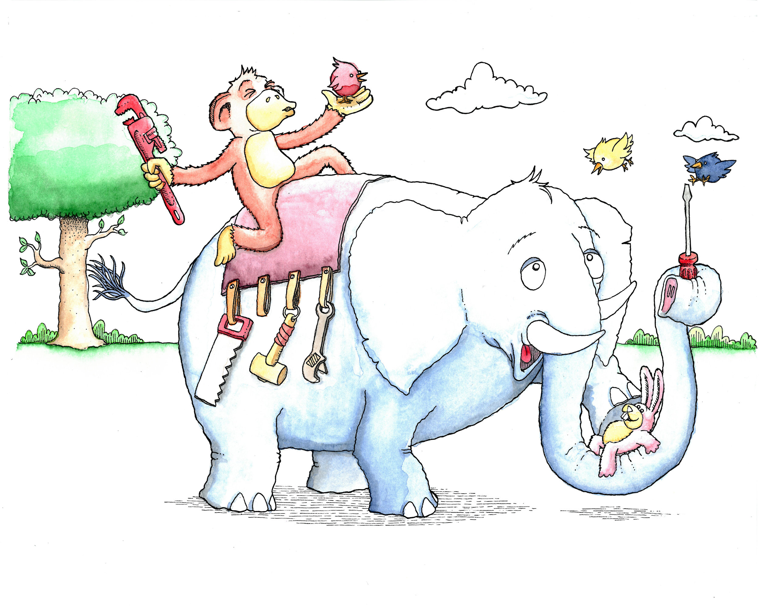 Elephant and Monkey Color.jpg