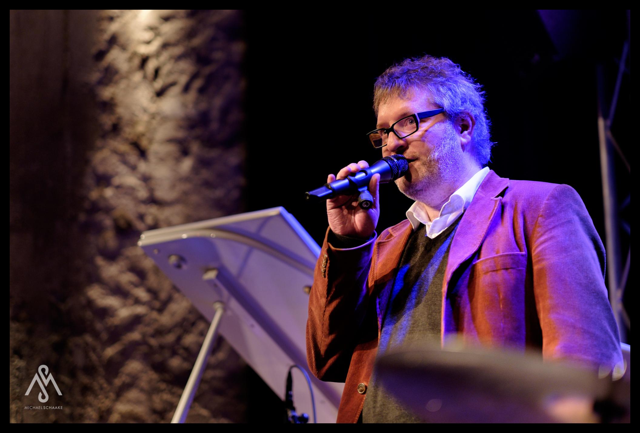 Thomas Kimmerle - Mr. JazzInConcert