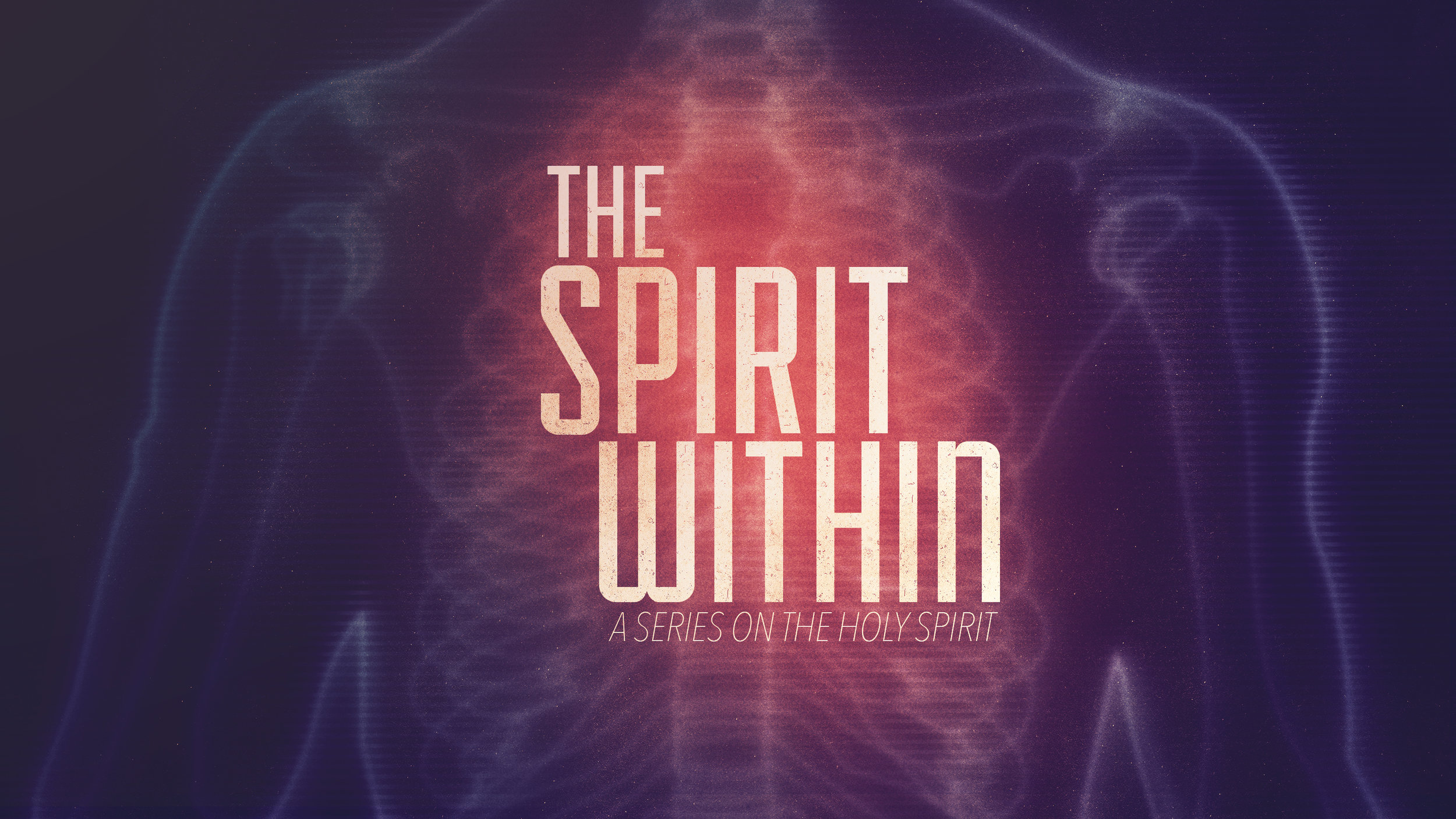 Part 3: The Role of the Spirit // Pt 2:What Does He Do?  11/6/16