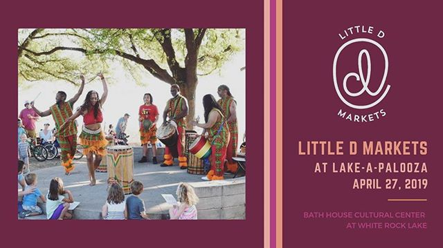 Save the date! Join us and the best of local business at the Bath House Cultural Center for a day filled with local food and artisan gifts while enjoying the Dallas' beautiful White Rock Lake. Mark your calendars for April 27th!