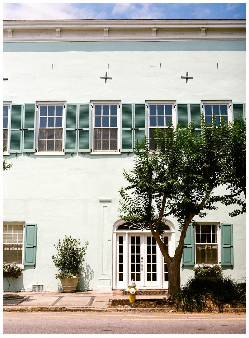 Charleston, South Carolina by Sonja Salzburg of Sonja K Photography.