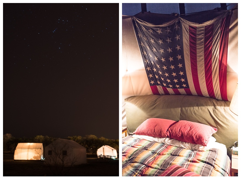 El Cosmico in Marfa, Texas. Travel photography by Sonja Salzburg of Sonja K Photography.