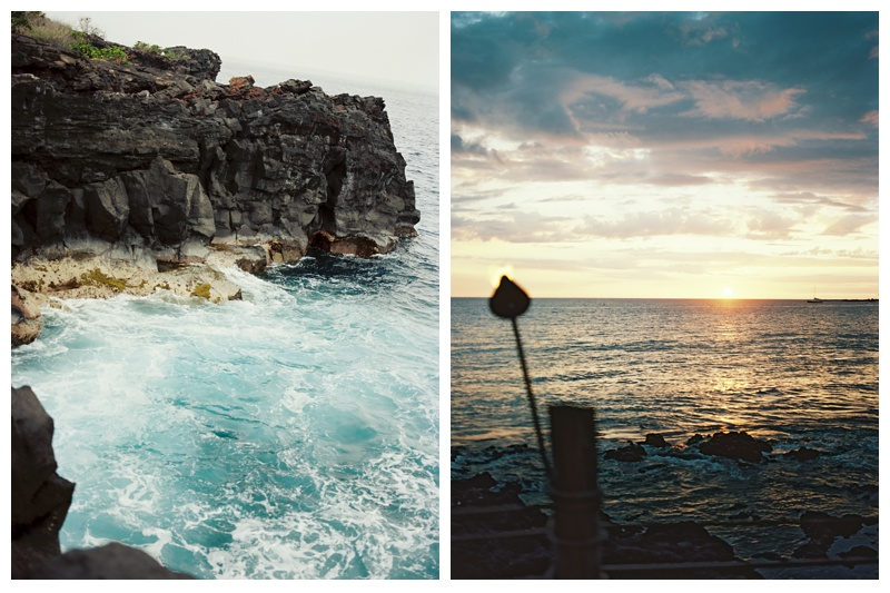 The Big Island of Hawaii. Travel film photography by Sonja Salzburg of Sonja K Photography.