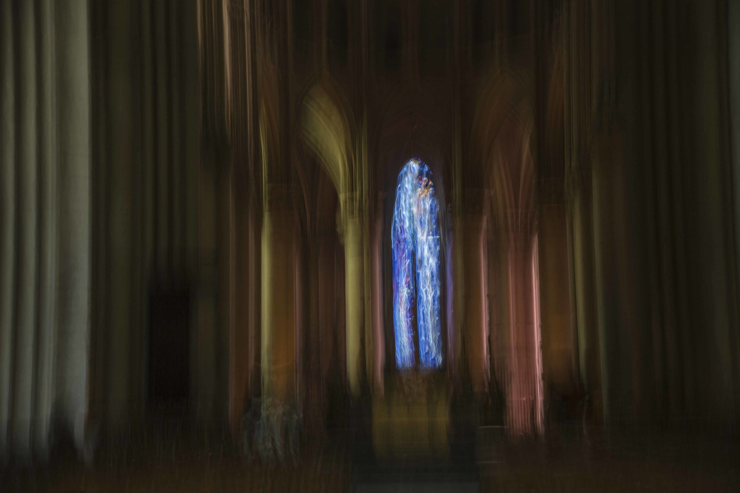 Colors of Reims Cathedral #2, 2012