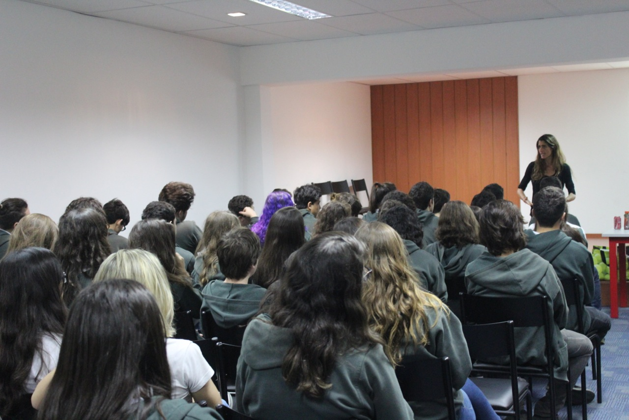 Carolina Patrício - Saúde na adolescência
