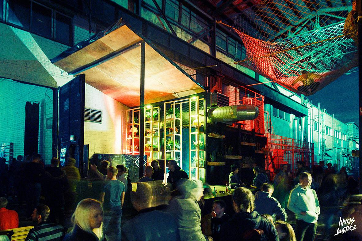 DOARCHITECTS Loftas Art Factory