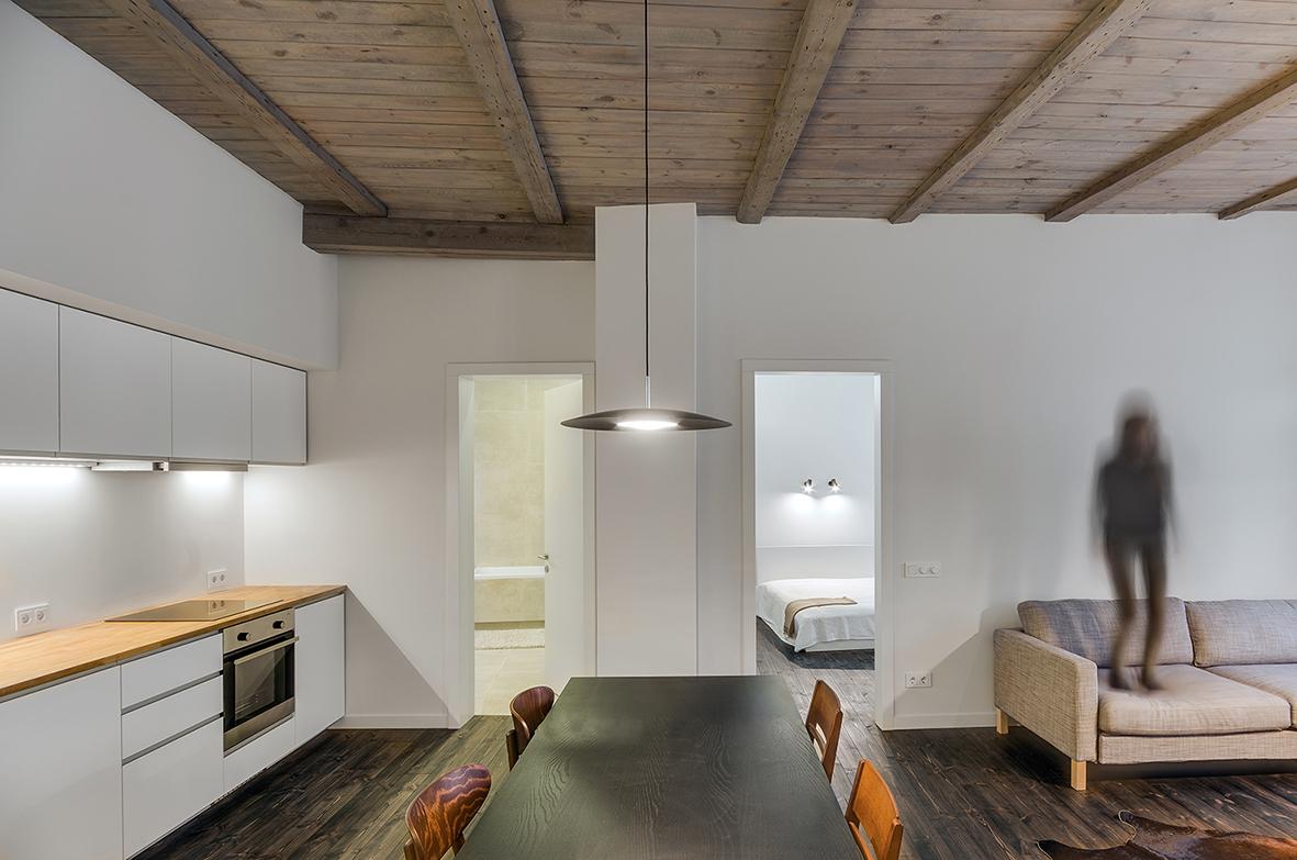 DO ARCHITECTS Apartment in Arklių Street